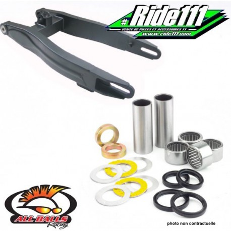 Kit roulements de bras oscillant ALL BALLS KTM 520-525 SX-EXC