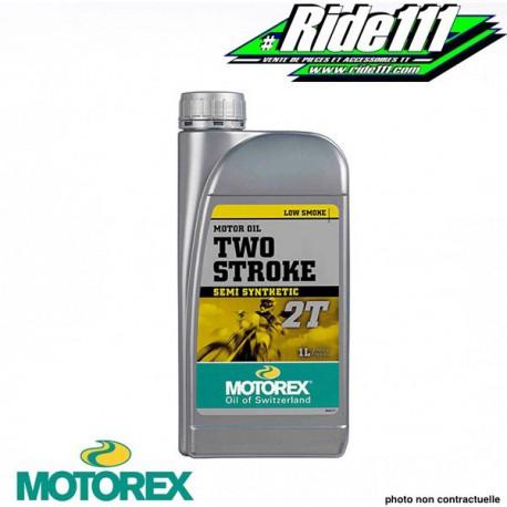 Huile moteur 2 STROKE MOTOREX