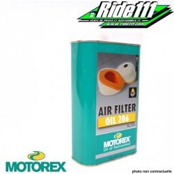 """Huile pour filtre à air """"AIR FILTER OIL"""" MOTOREX"""
