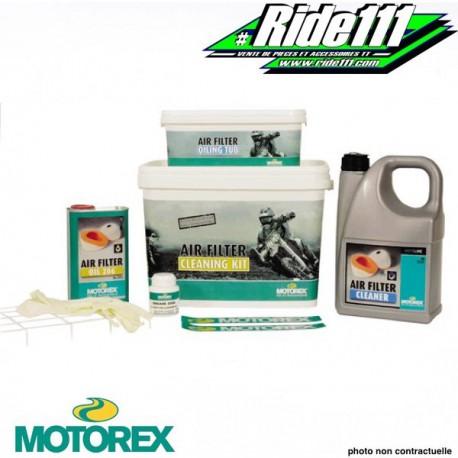 """Kit d'entretient pour filtre à air """"AIR FILTER CLEANING KIT"""" MOTOREX"""