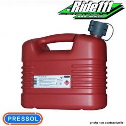 Jerrican Hydrocarbure 10L 890512 PRESSOL