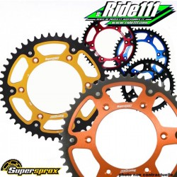 Couronne SUPERSPROX STEALTH YAMAHA 200 WR 1992-1997