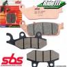 Plaquettes de frein avant ou arrière SBS KAWASAKI 80 KX 1988-2000