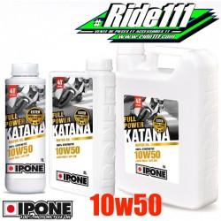 Huile moteur IPONE 4 Tps KATANA 10w50