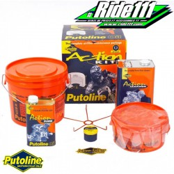 "Kit d'entretient filtre à air PUTOLINE ""Action Kit"""