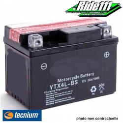 Batterie TECNIUM  SUZUKI TS 125 R à partir de 1990