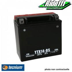 Batterie TECNIUM  SUZUKI DR 800 S à partir de 1990