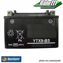 Batterie TECNIUM  SUZUKI XF 650 FREEWIND