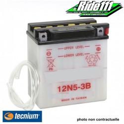 Batterie TECNIUM  SUZUKI DR 600 DJEBEL 1986-1989