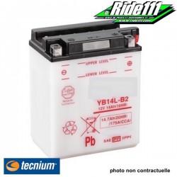 Batterie TECNIUM  SUZUKI DR 750 S 1988-1989