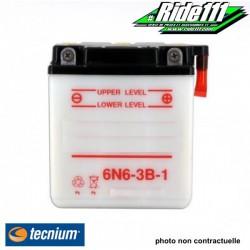 Batterie TECNIUM  YAMAHA DT 125 LC