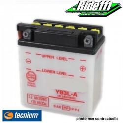 Batterie TECNIUM  HONDA 125 XLR 1982-1989