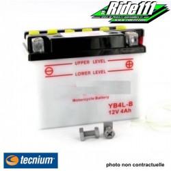 Batterie TECNIUM  SUZUKI DR 125 S 1982-2002