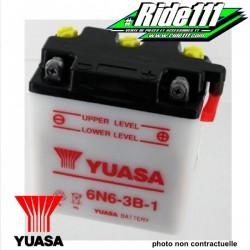 Batterie YUASA  YAMAHA DT 125 MX