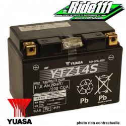 Batterie YUASA  HONDA CRF 1000 L AFRICA TWIN