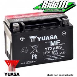 Batterie YUASA  YAMAHA XT 600 E 1990-2003