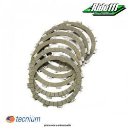 Kit disques garnis d'embrayage TECNIUM SUZUKI DL 650 V-STROM 2004 ->