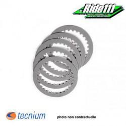 Kit disques lisses d'embrayage TECNIUM  HONDA XL 650 V TRANSALP 2000-2007