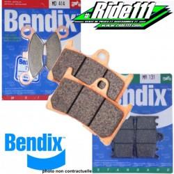 Plaquettes de frein avant BENDIX  YAMAHA XT 600 E 1990-2003