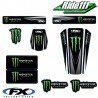 "Kit déco Universel ""MONSTER ENERGY"""