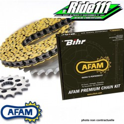 Kit Chaine AFAM   HONDA XL 125 V VARADERO