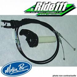 Kit poignée + cables pour carburateur MIKUNI TM 40