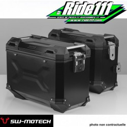 Kit valises SW-MOTECH TRAX ADVENTURE Noir HONDA XL 700 V TRANSALP