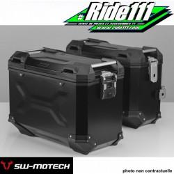 Kit valises SW-MOTECH TRAX ADVENTURE Noir HONDA CRF 1000 L AFRICA TWIN