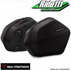 Kit Valises SW-MOTECH AERO ABS SUZUKI DL 650 V-STROM à partir de 2011
