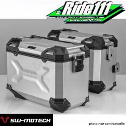Kit Valises SW-MOTECH TRAX ADVENTURE Gris SUZUKI DL 650 V-STROM