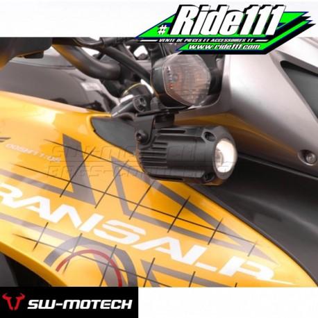 Seitenständerfuß pied-élargissement Honda vfr 800//transalp//NC 700 750//cb 1000 F
