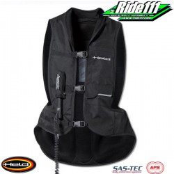 "Gilet de protection gonflable HELD ""Air Vest"" Noir"