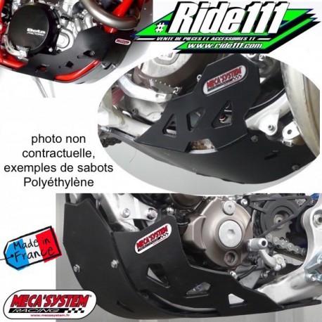 Sabot MECA'SYSTEM Polyéthylène KTM 125 EXC 2012-2016