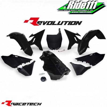 Kit RACETECH REVOLUTION YAMAHA YZ 125/250 2002-2017 Noir