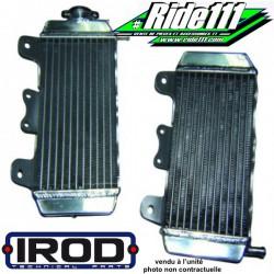 Radiateurs IROD KTM 250 EXC-F 2007-2017