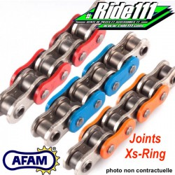 Chaine AFAM 520 XRR2 Xs-Ring couleur 120 maillons