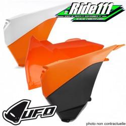 Caches boite à air UFO KTM 125-200 EXC