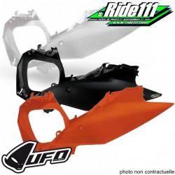 Boite à air + couvercles UFO KTM 125-200 EXC