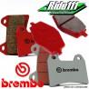 Plaquettes de frein avant ou arrière BREMBO KAWASAKI 450 KLX-R