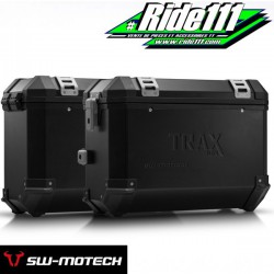 Kit Valises SW-MOTECH TRAX ION Noir BMW F 800 GS 2008-2018
