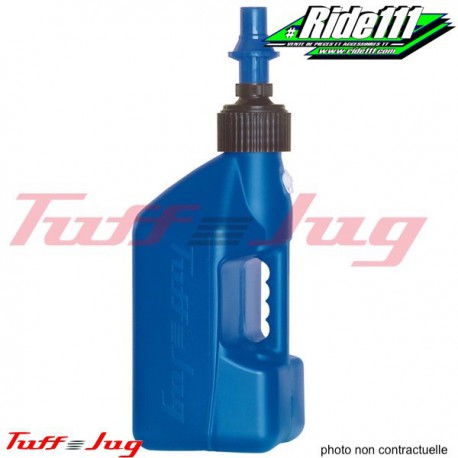 Bidon d'essence 10 litres Tuff Jug