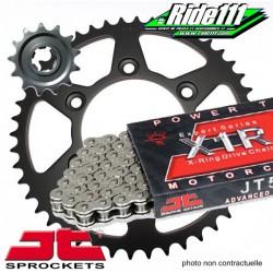 Kit Chaine JT X1R2 Joints toriquesYAMAHA XT 660 R 2004 ->