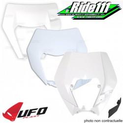 Entourage optique UFO KTM EXC - EXCF Blanc