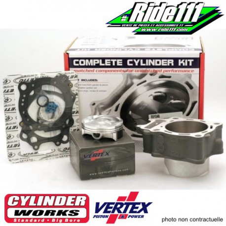 Kit cylindre piston CYLINDER WORKS KAWASAKI 450 KX-F