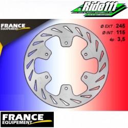 Disque de frein avant France Equipement YAMAHA 200 WR