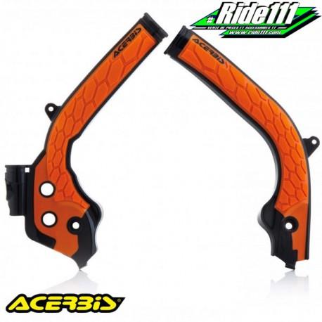 Protections de cadre ACERBIS X-GRIP KTM EXC-EXCF