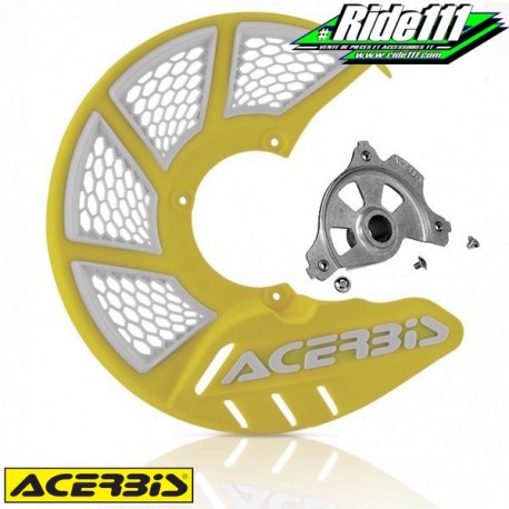 Protège disque ACERBIS X-Brake 2 SUZUKI RMZ 450