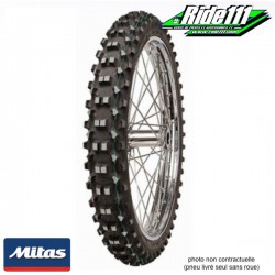 Pneu MITAS C-19 ENDURO FIM avant Super Light Vert