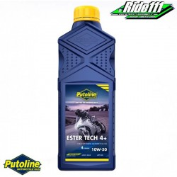 Huile moteur PUTOLINE 4 Tps Ester Tech Syntec 4+ 10w50 1 litre