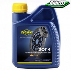 Liquide de frein PUTOLINE DOT 4 (500ml)